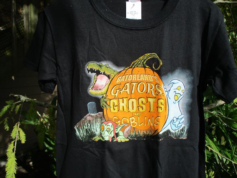 Gators, Ghost and Goblins,13315